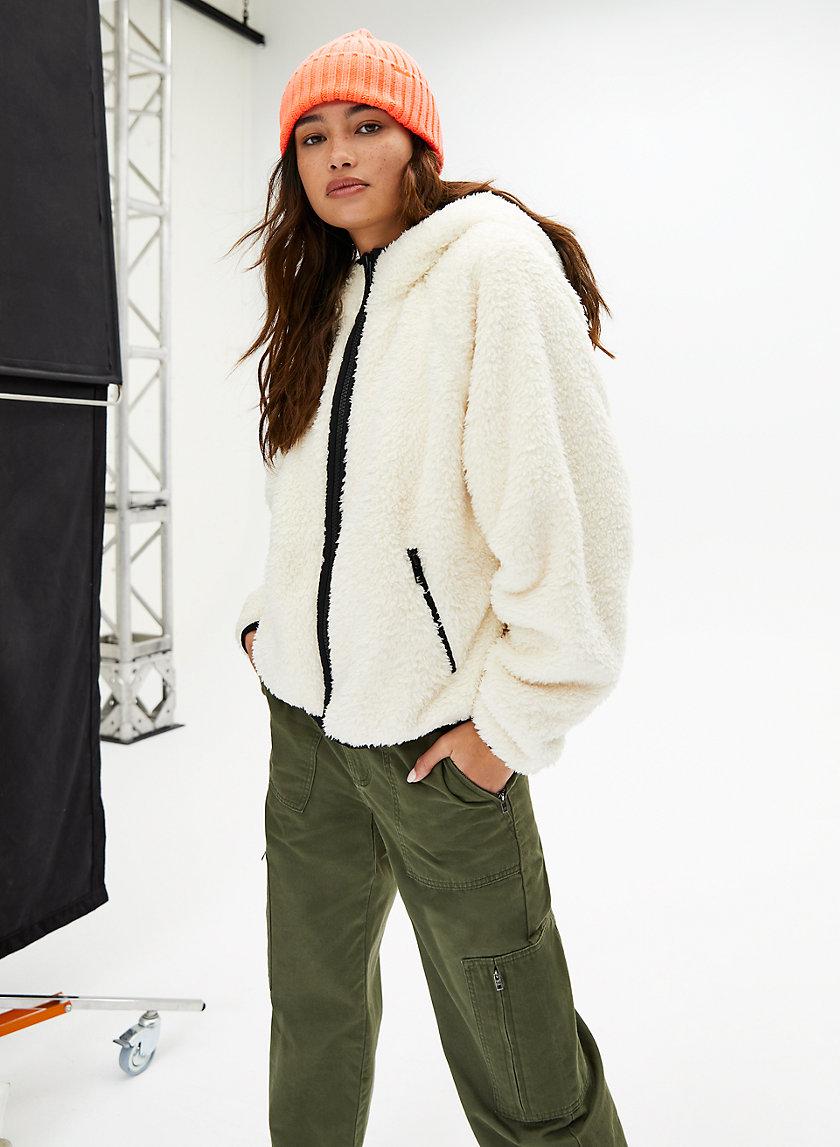 RUSH ZIP-UP - Fleece zip-up jacket