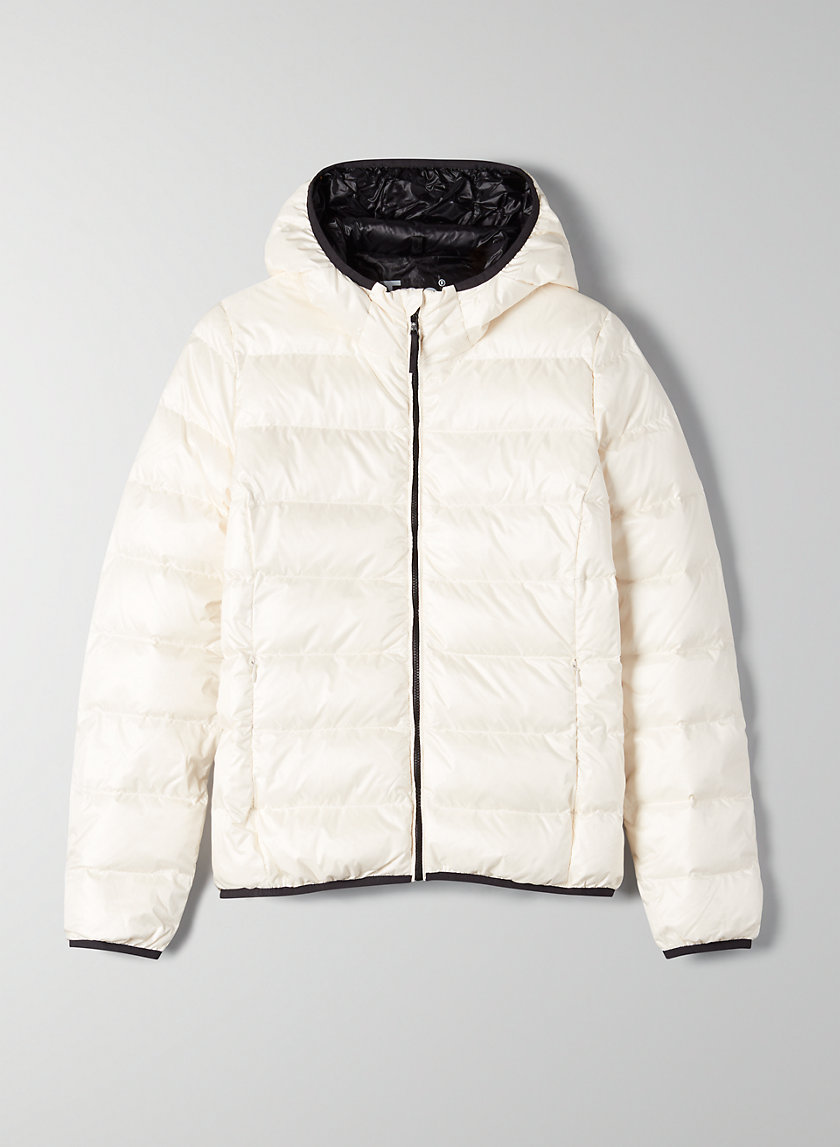 THE LITTLE PUFF - Goose-down puffer jacket