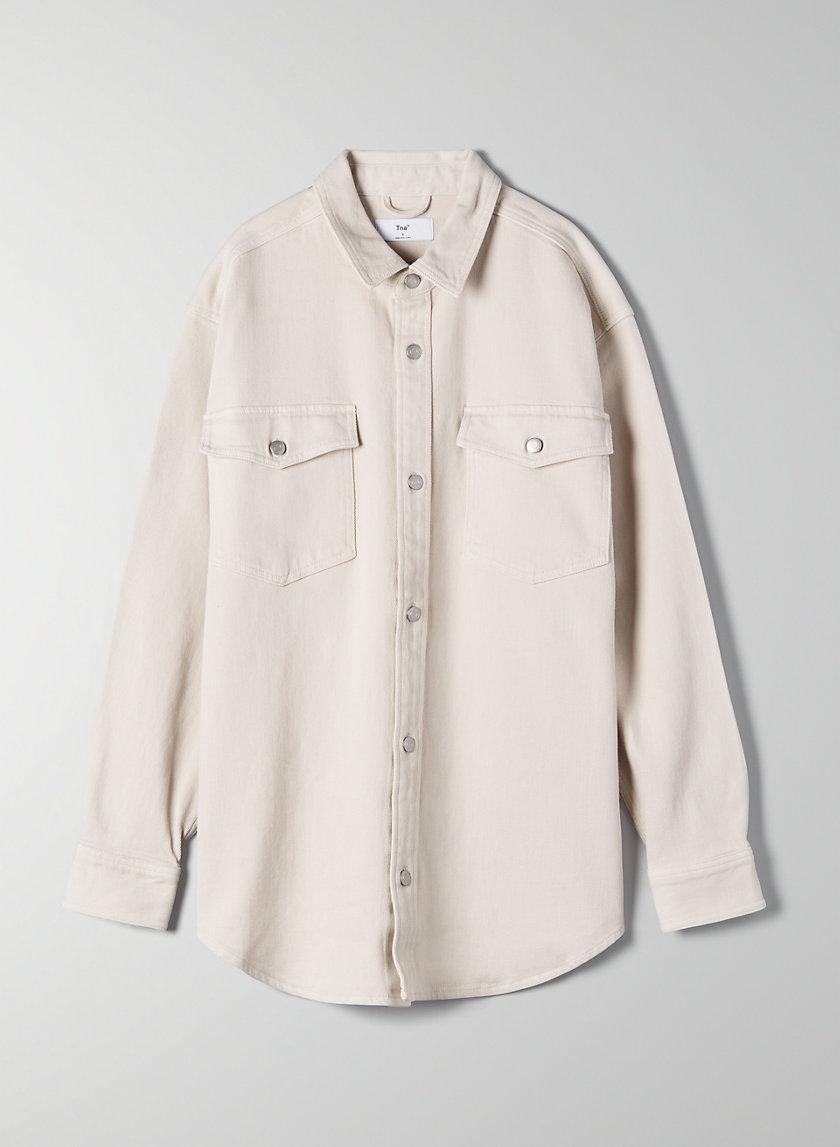 WILLIAMSBURG JACKET - Twill shirt jacket