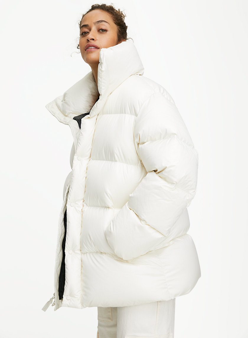 THE MEGA PUFF - Oversized goose-down puffer jacket
