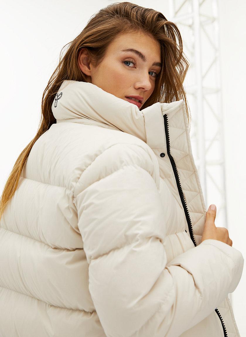 THE SUPER PUFF™ LONG - Long, goose-down puffer jacket