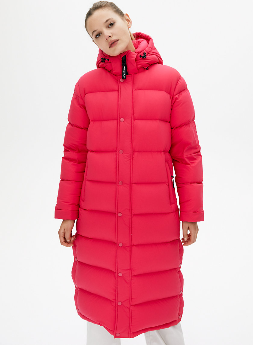 THE SUPER PUFF™ LONG - Long, goose-down puffer jacket