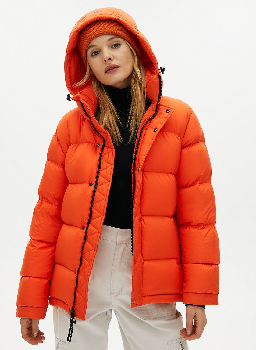THE SUPER PUFF™ - Goose-down puffer jacket