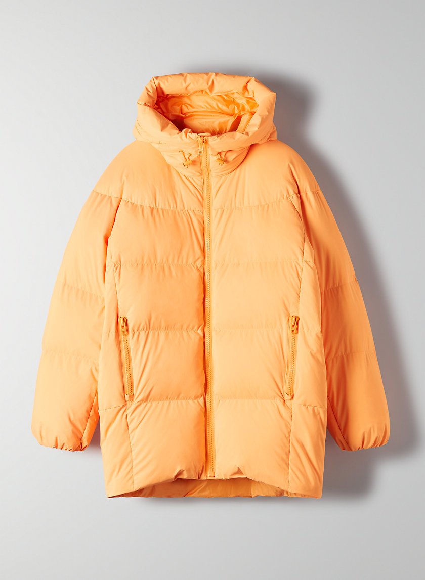 THE GIGA PUFF - Goose-down puffer jacket