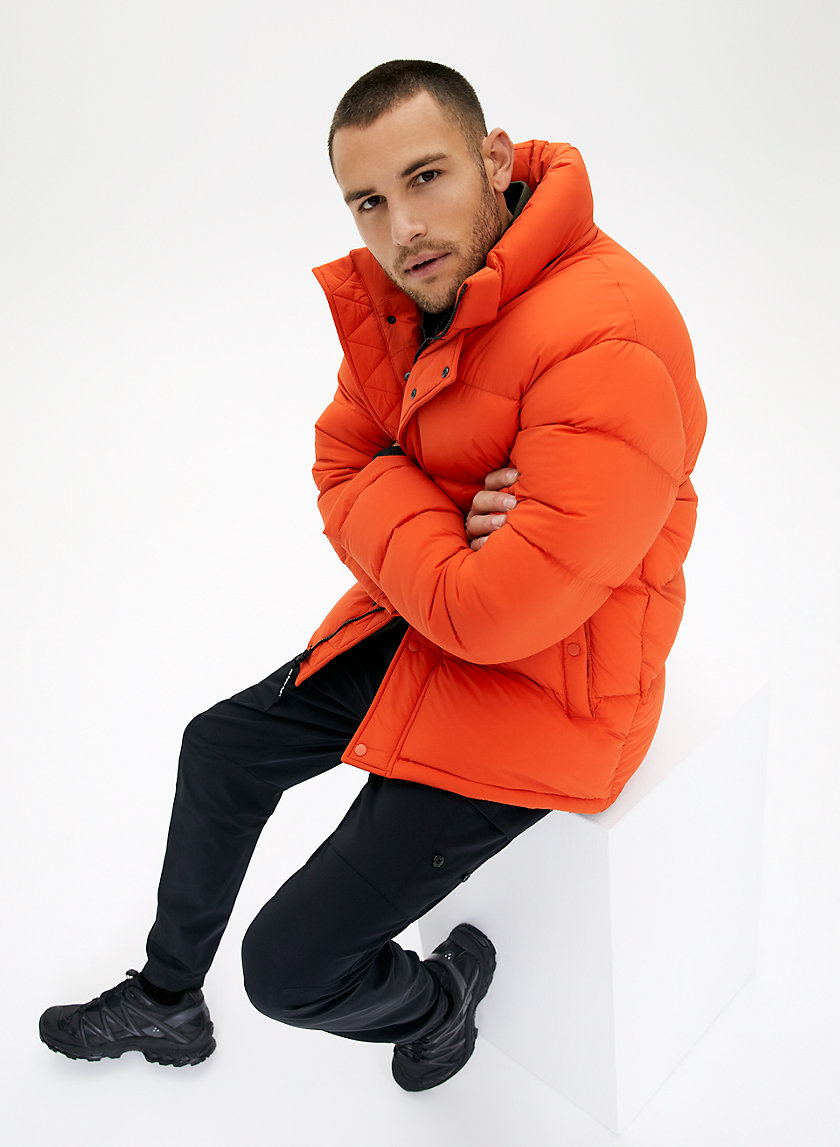 MR. SUPER PUFF - Men's goose-down puffer jacket