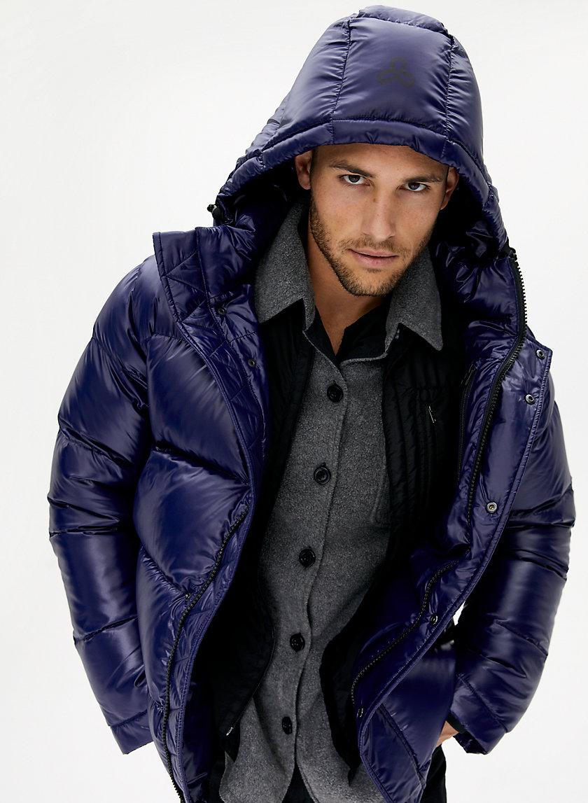 MR. SUPER PUFF - Men's goose-down puffer jacket