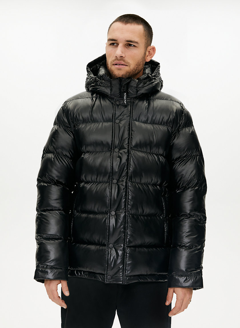 MR. SUPER PUFF VEGAN - Men's vegan puffer jacket