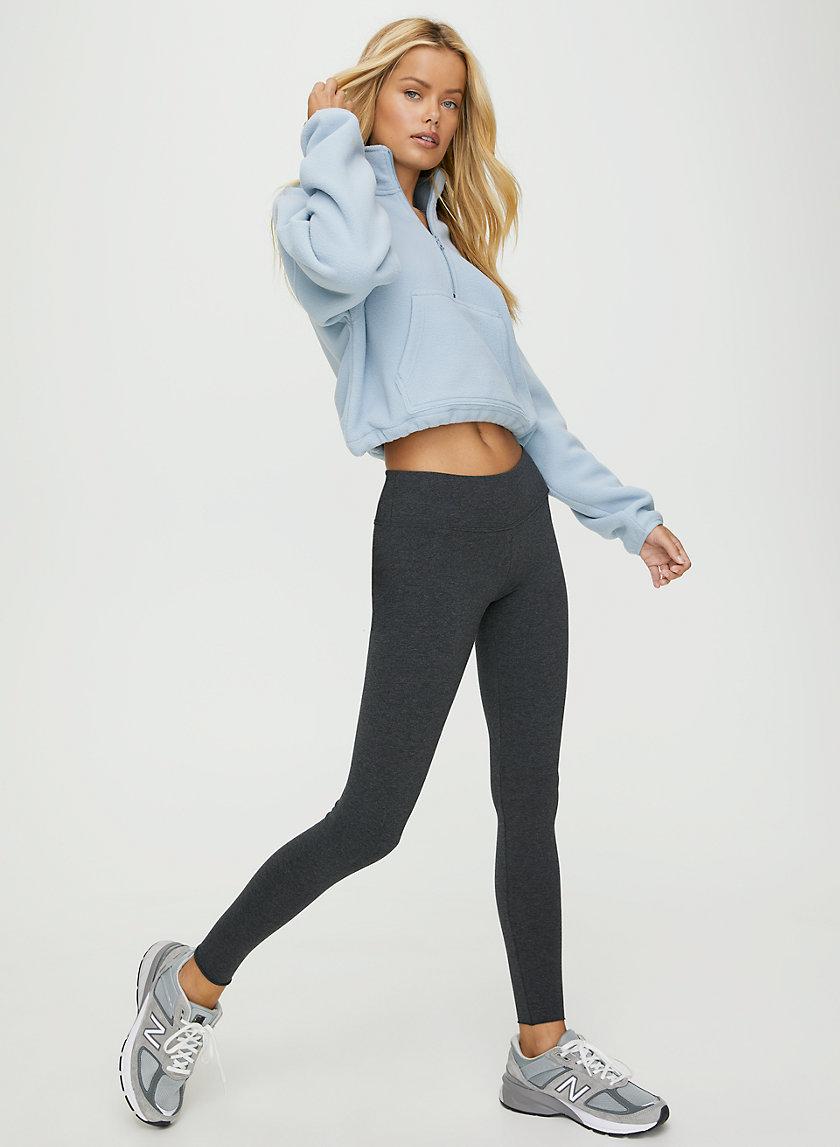 EQUATOR LEGGING - Mid-rise legging