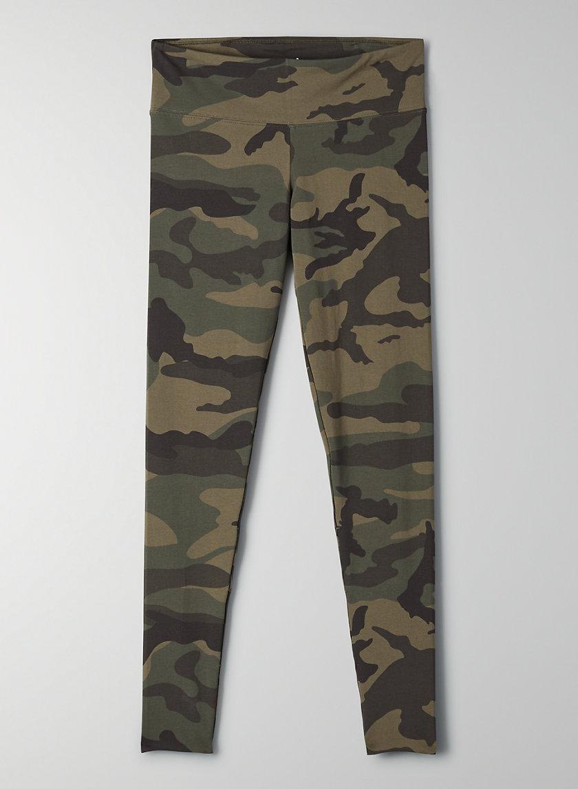 EQUATOR LEGGING - Camouflage legging