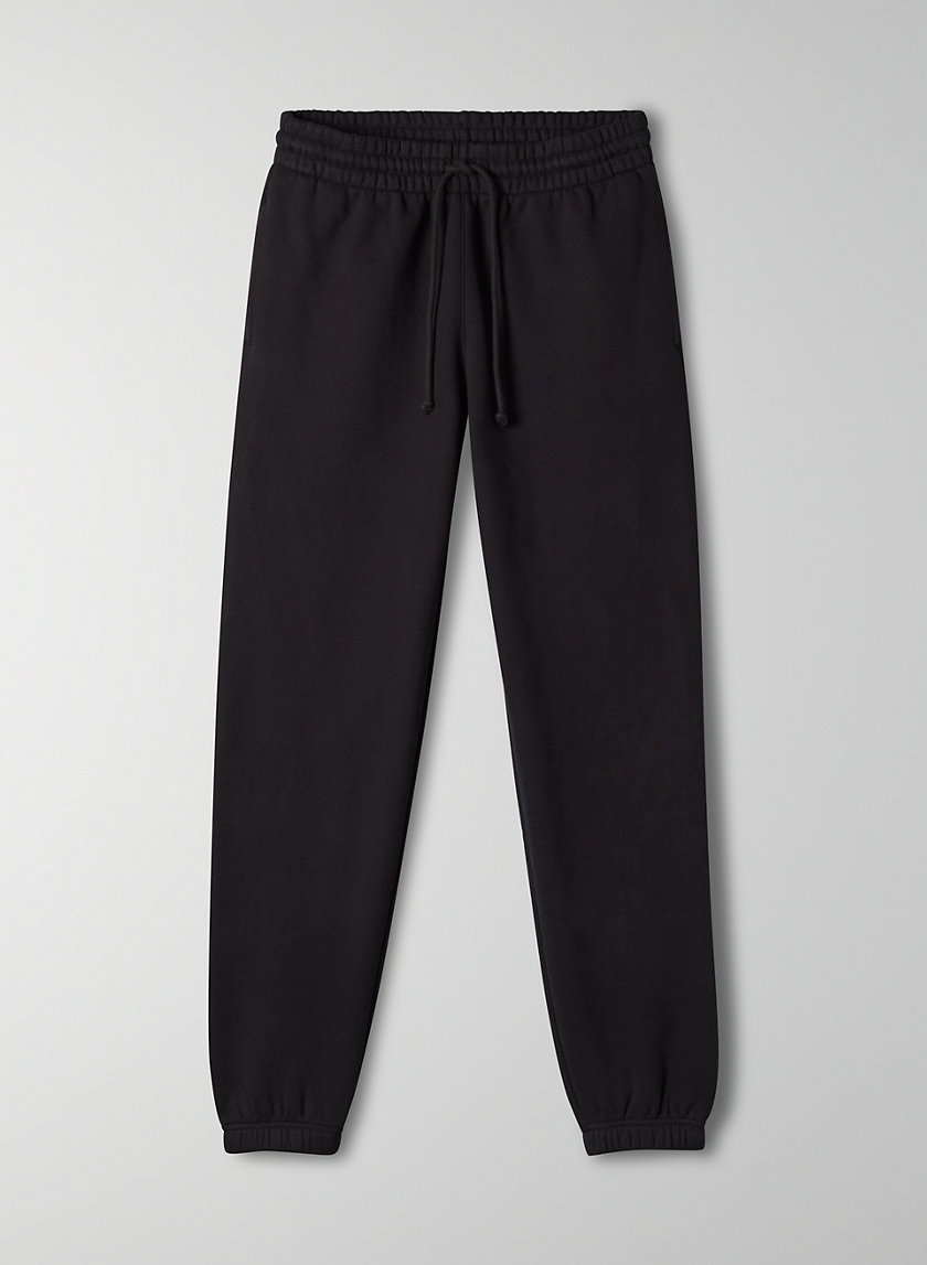 BOYFRIEND SWEATPANT - Slim boyfriend sweatpants