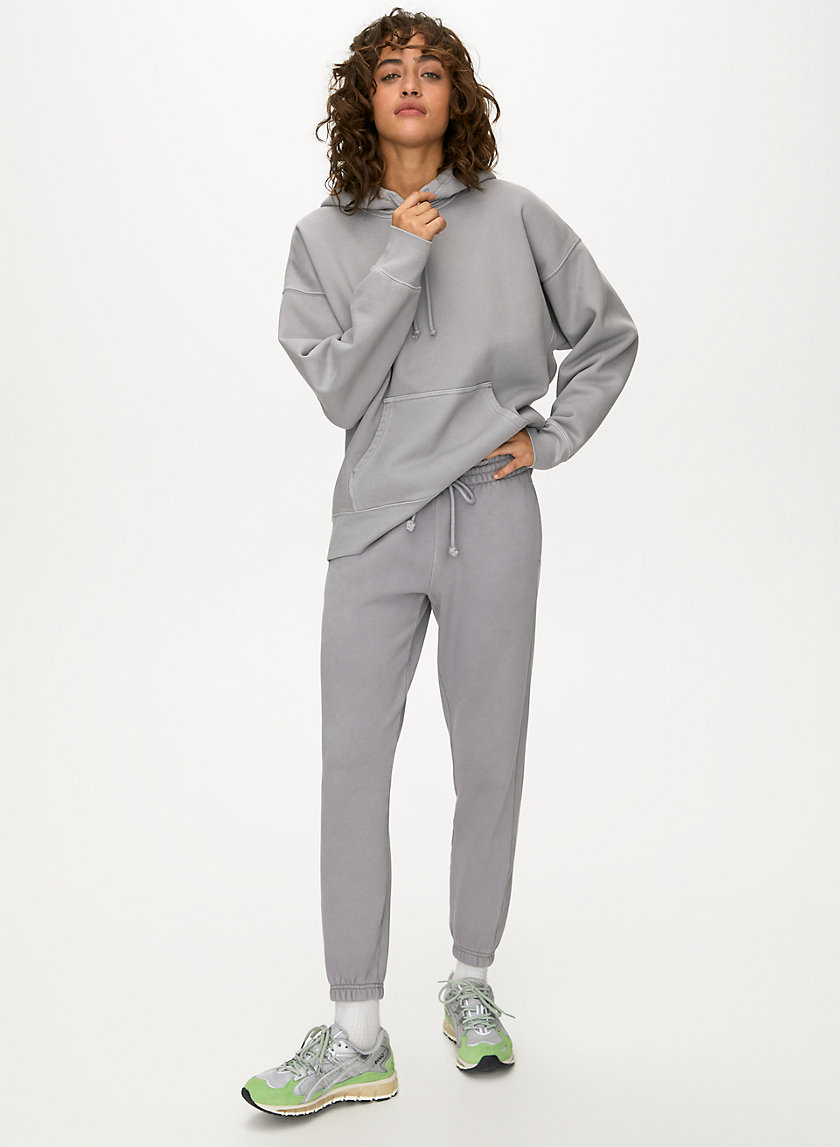 BOYFRIEND SWEATPANT - Slim-fit fleece sweatpants