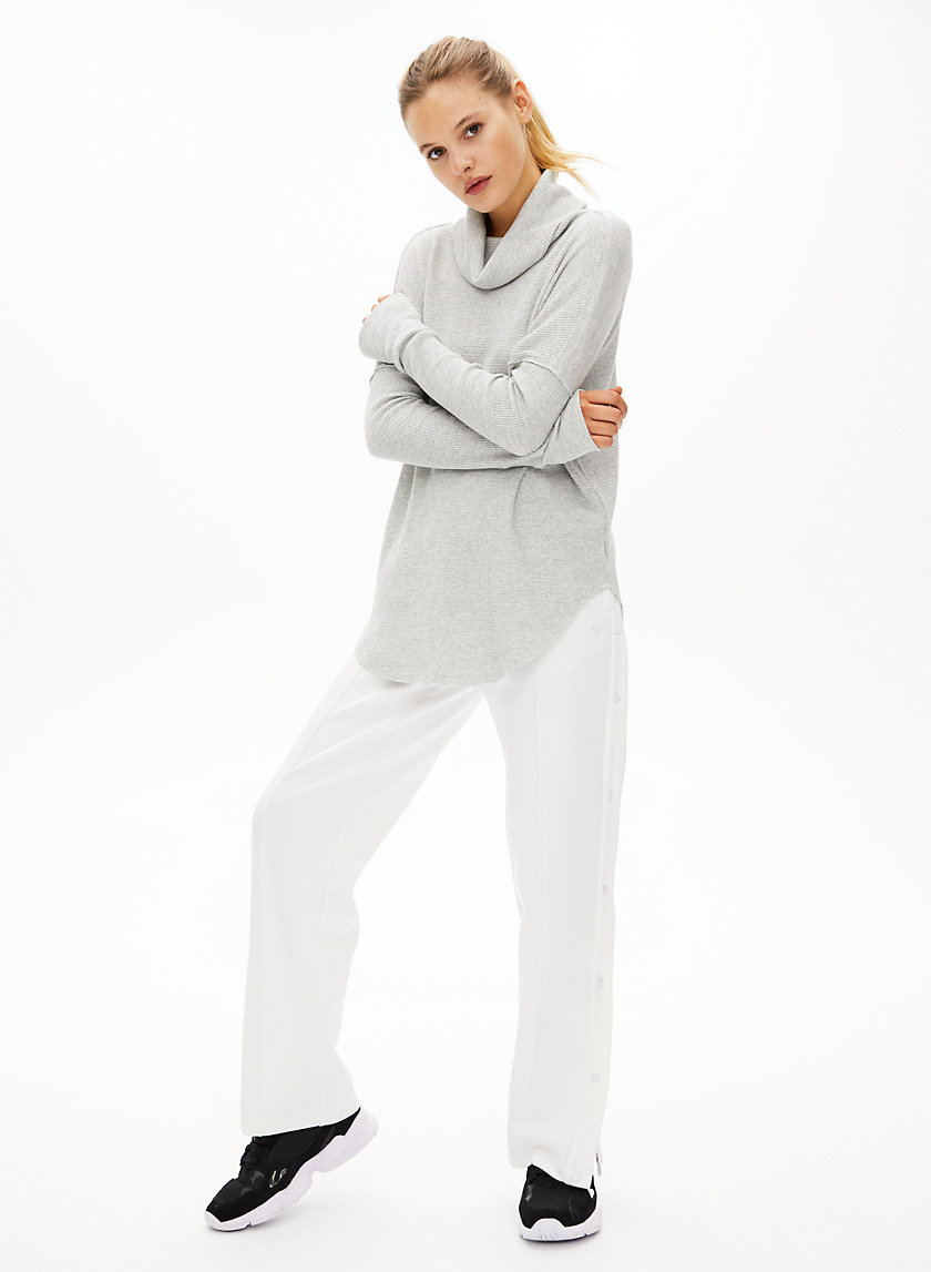 THE TEARAWAY PANT - Wide-leg track pant