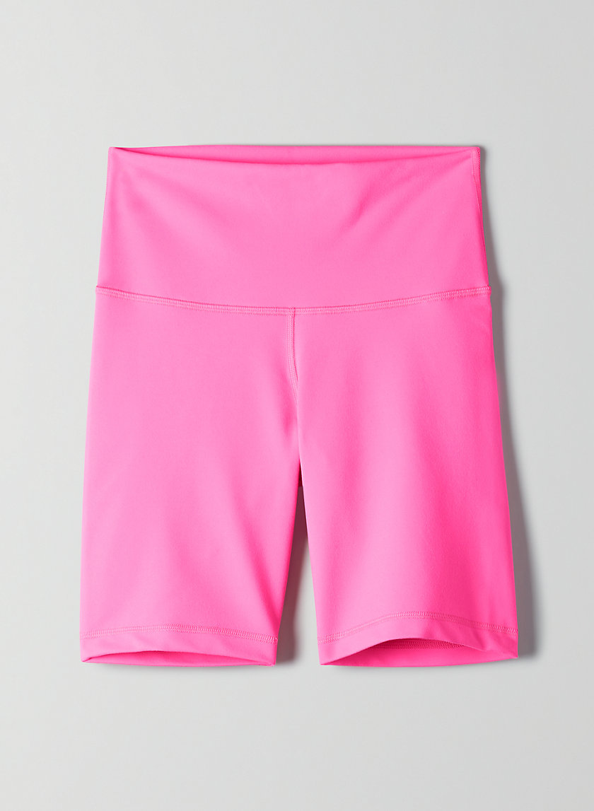 "ATMOSPHERE SHORT 7"" - High-rise bike shorts"