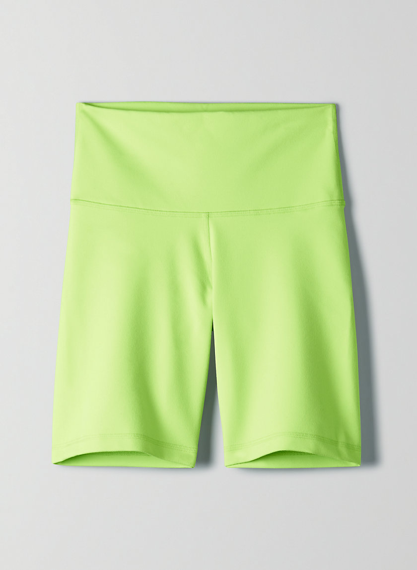"""ATMOSPHERE SHORT 7"""" - High-rise bike shorts"""
