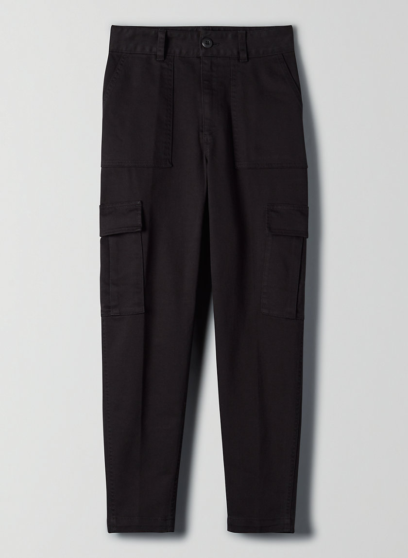 WILLIAMSBURG PANT - High-waisted cargo pants