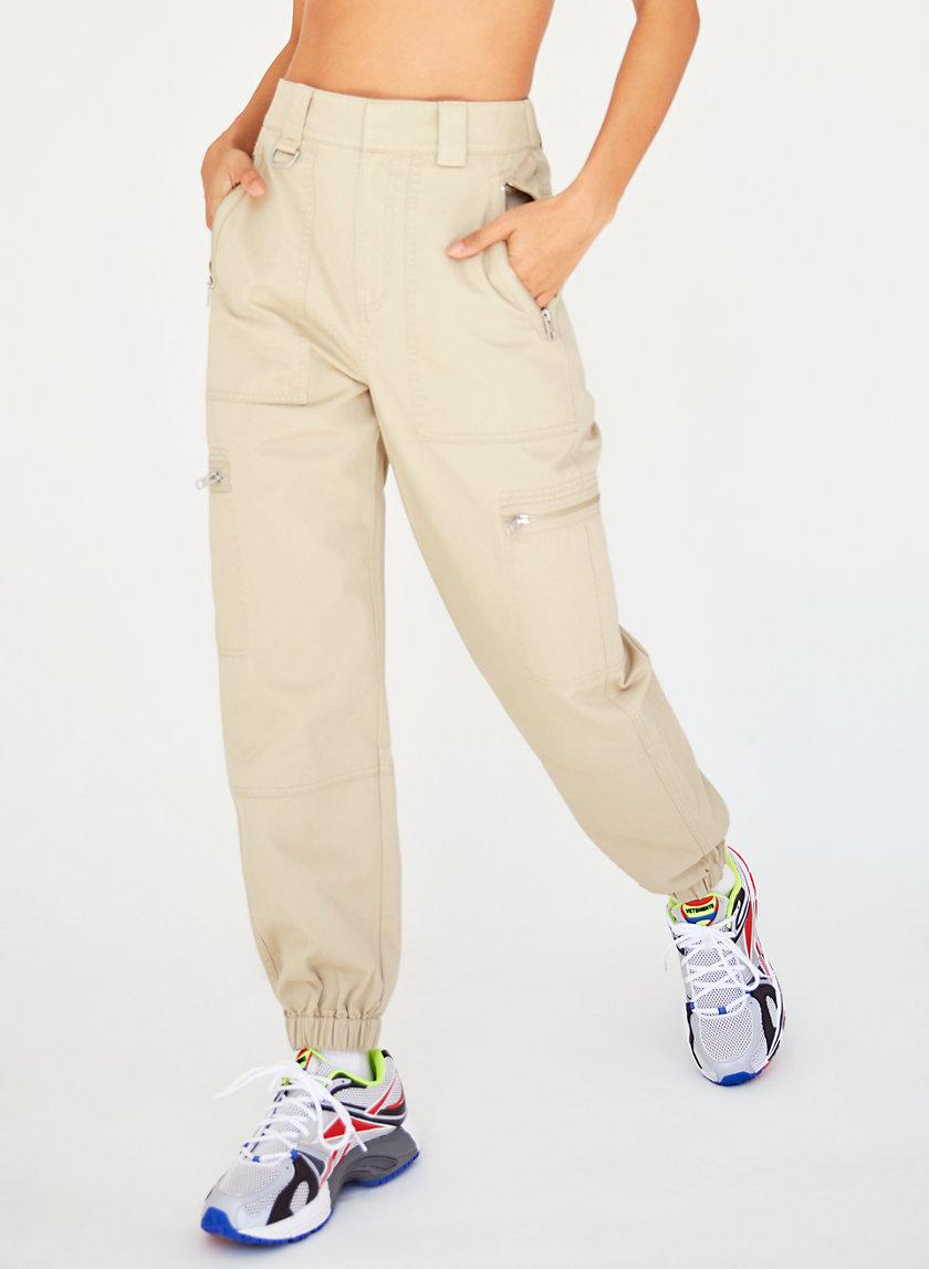 CARGO JOGGER - Cargo jogger pants