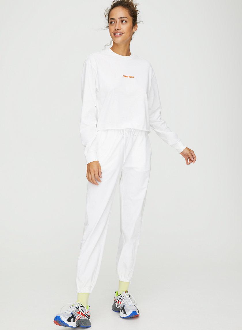 RUSH PANT - Slim track pants