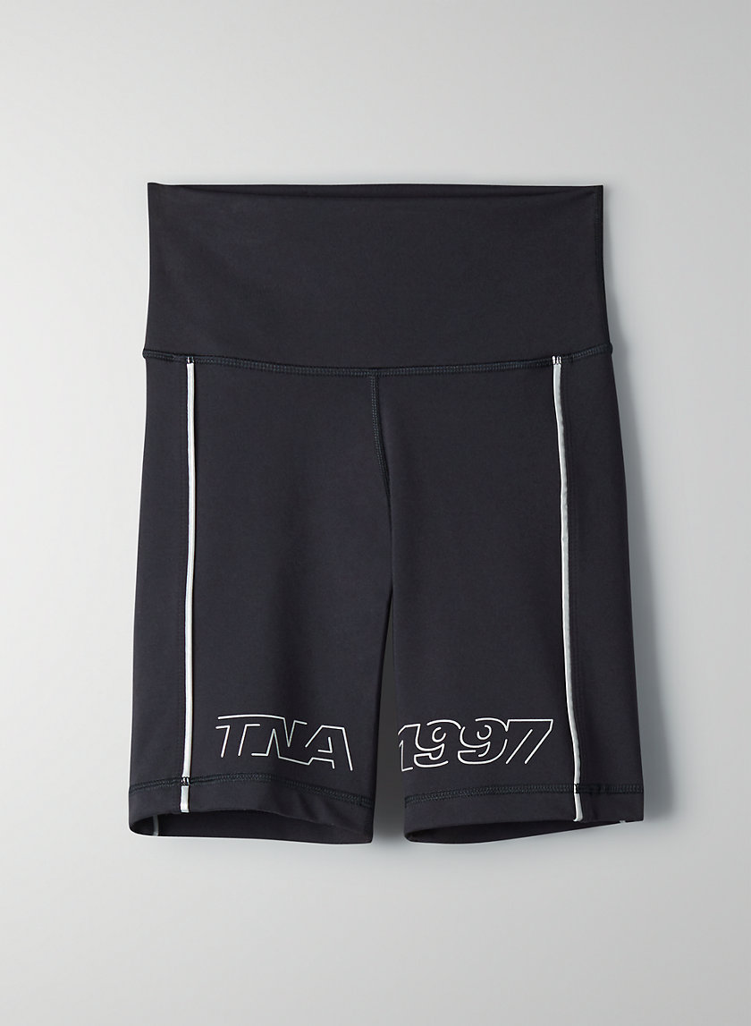 "ATMOSPHERE SHORT 7"" - Reflective bike shorts"