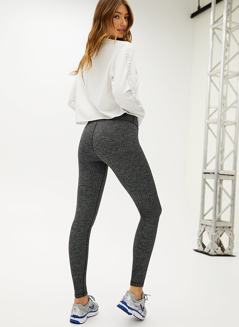 ATMOSPHERE LEGGING - High-waisted chevron leggings