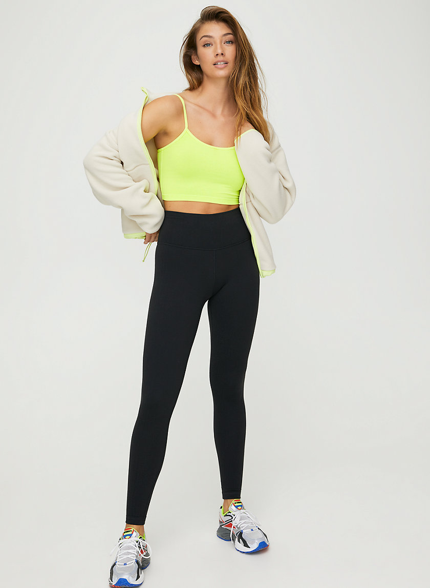 ATMOSPHERE LEGGING - High-waisted chevron leggings