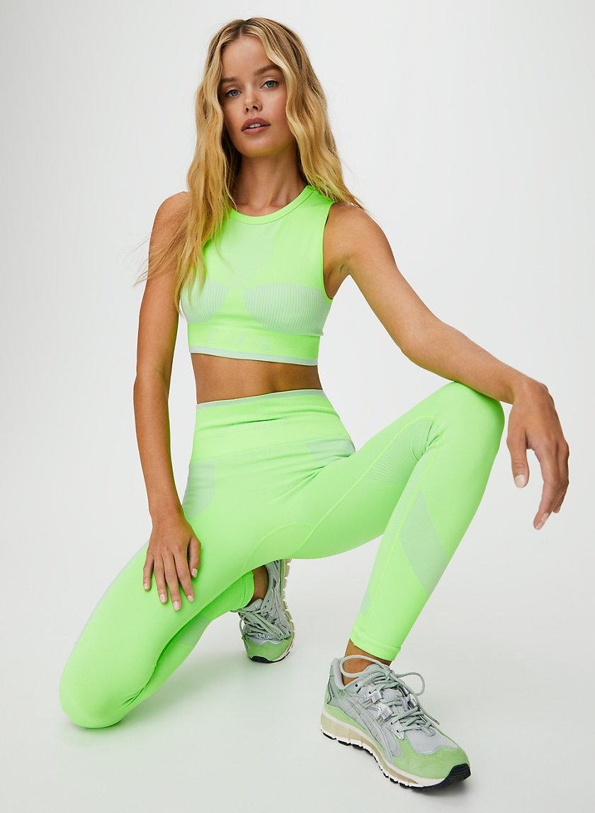 VENTURA LEGGING - High-waisted workout leggings