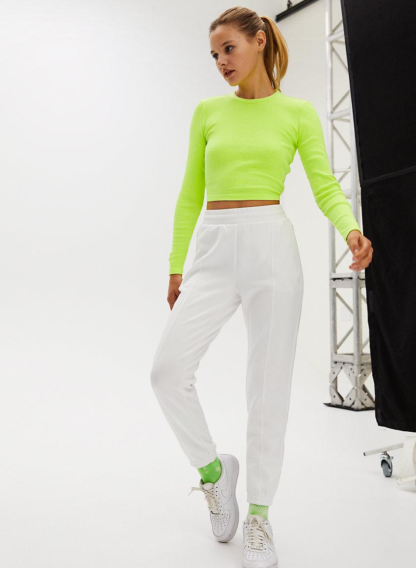 ANAHEIM PANT - Technical fleece track pants