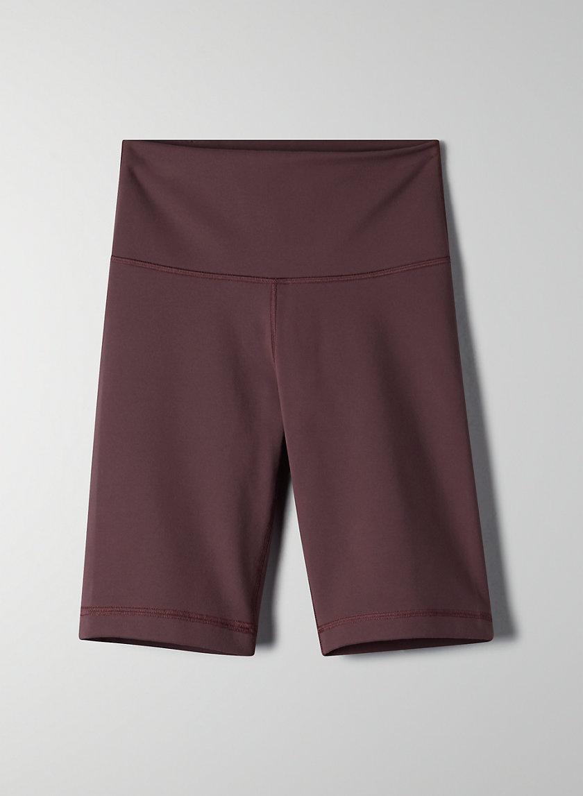 """ATMOSPHERE SHORT 9"""" - High-rise bike shorts"""