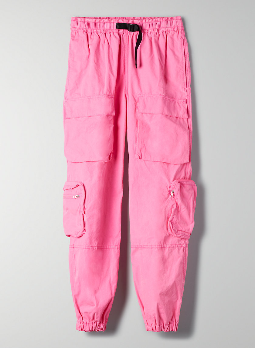 OVERLOAD CARGO PANT - Canvas utility pant