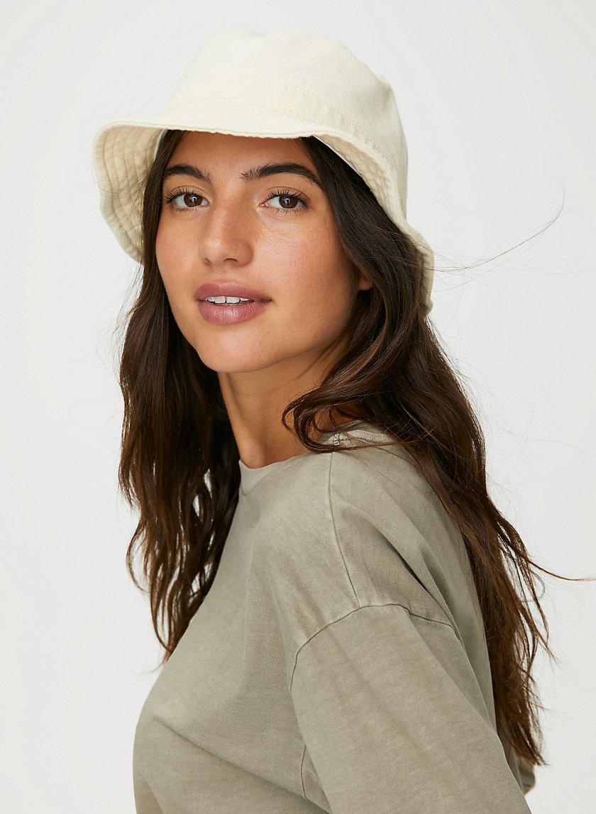 BUCKET HAT - Cotton bucket hat