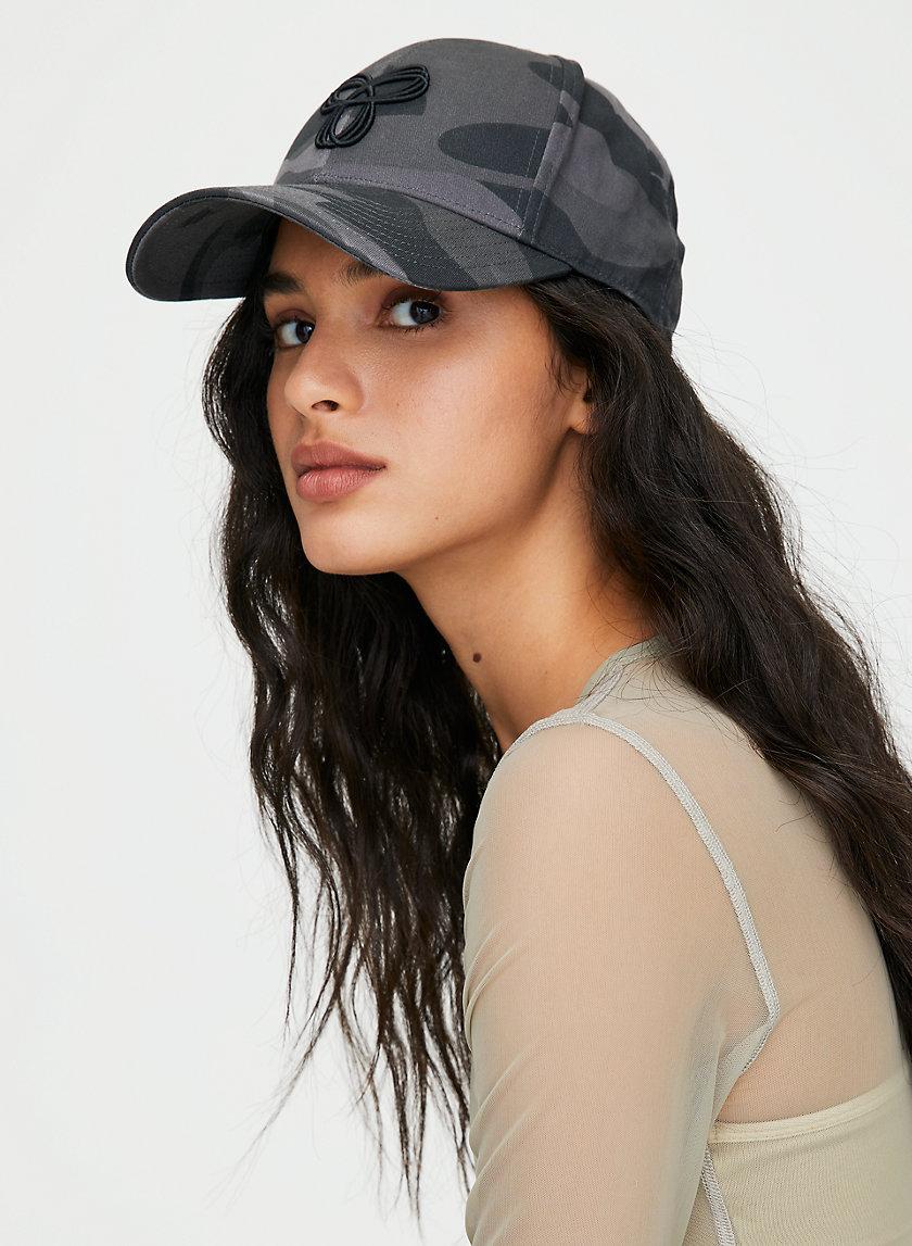 BASEBALL CAP - Camo baseball snapback hat