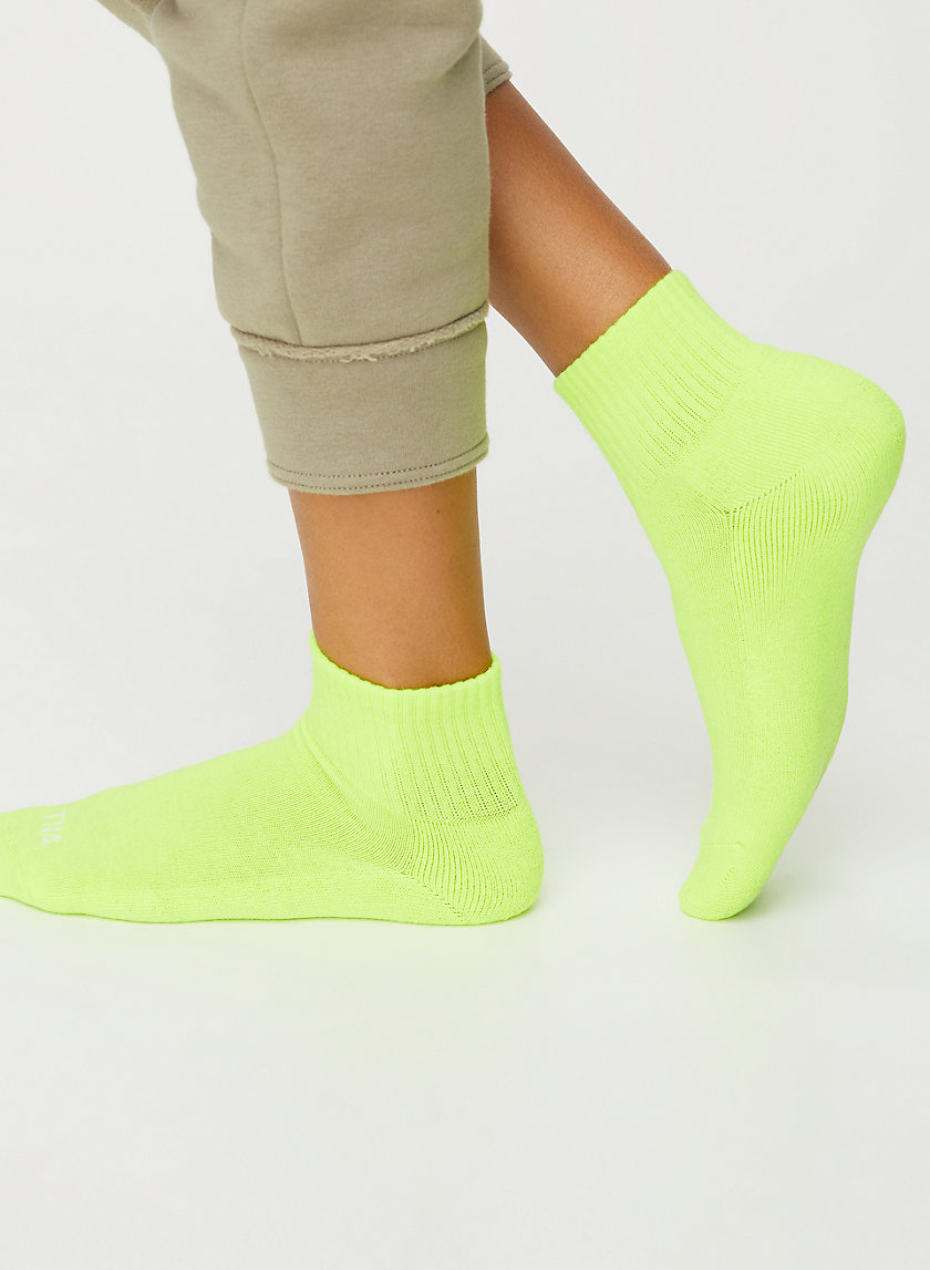 LOGO HIGH ANKLE - Logo ankle sock
