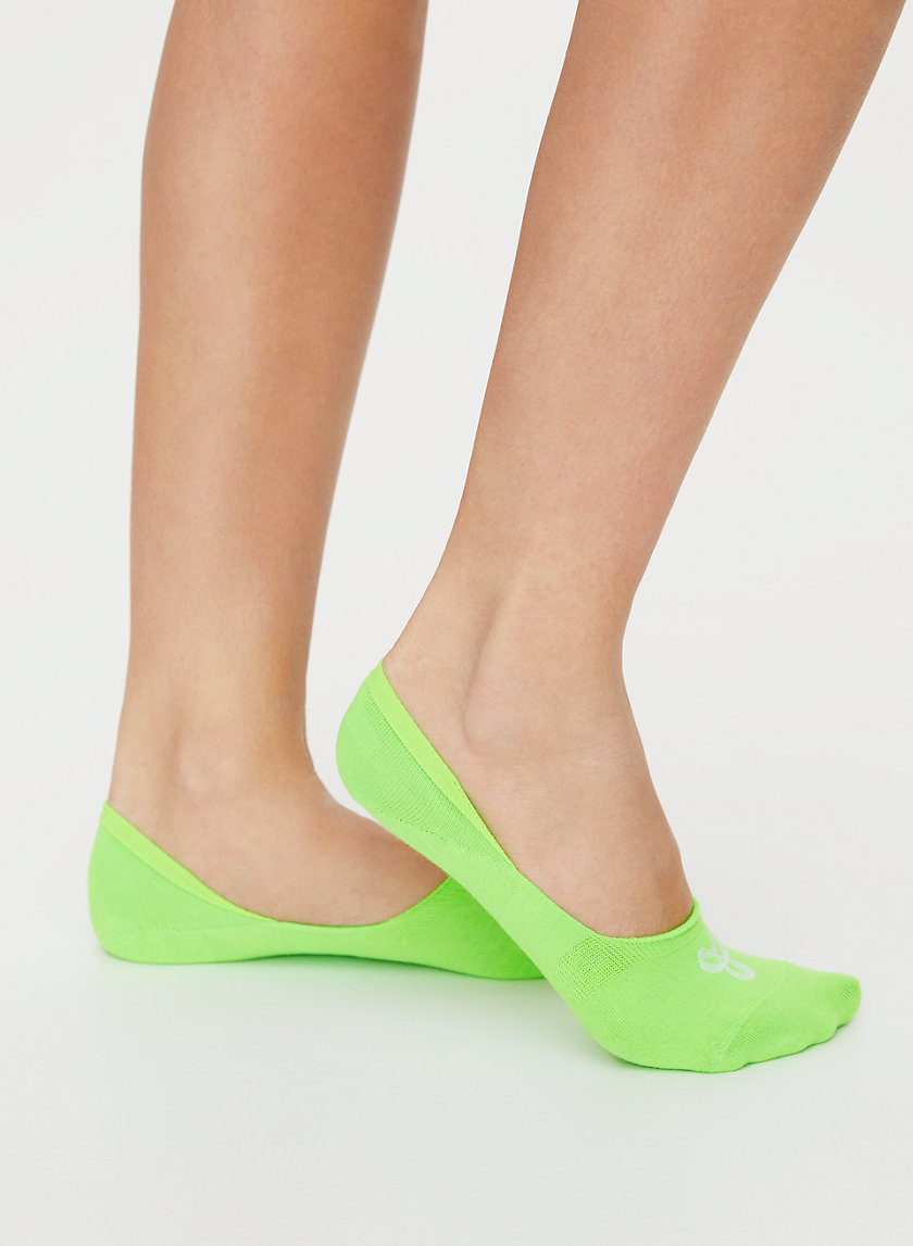 TAVIE NO SHOW SOCK 3 PACK - Three-pack footie socks