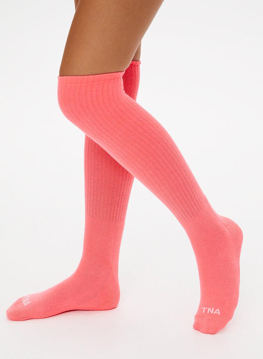 HIGHLAND KNEE HIGH - Knee-high socks