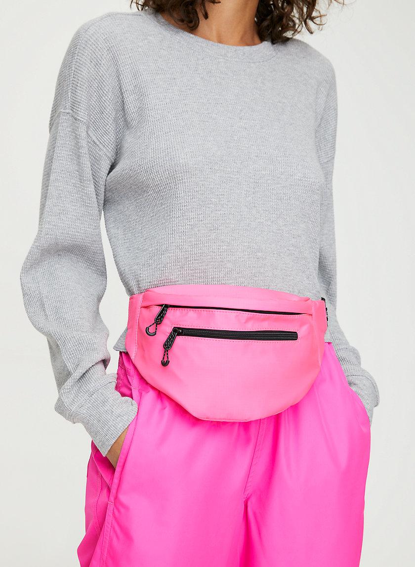 ANNI WAIST PACK - Nylon waist bag