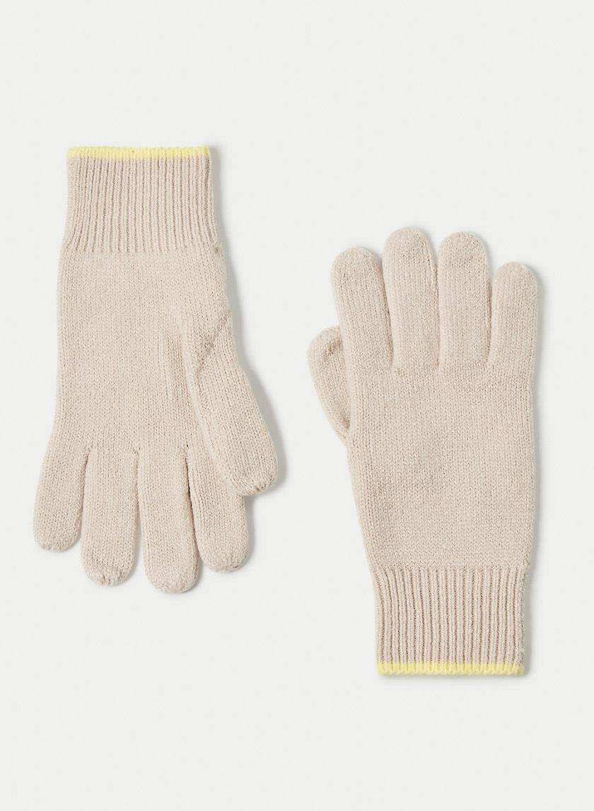 MISSION GLOVE - Knit gloves