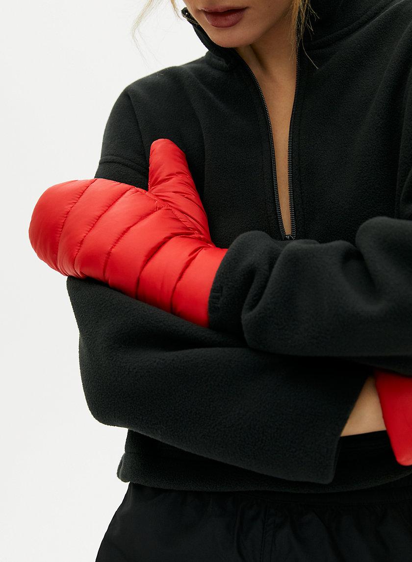 THE SUPER PUFF™ MITTEN - Water-repellent, goose-down puffer mittens