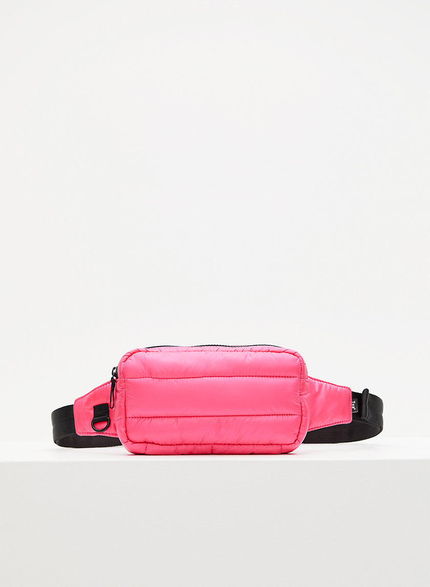THE SUPER PUFF™ WAIST PACK - Quilted waist bag