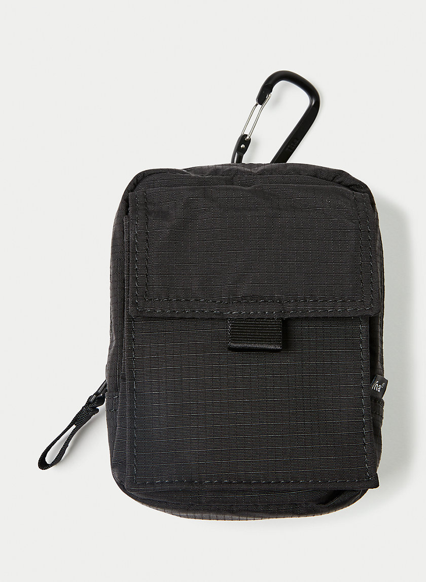 L.E.S. WALLET - Carabiner wallet