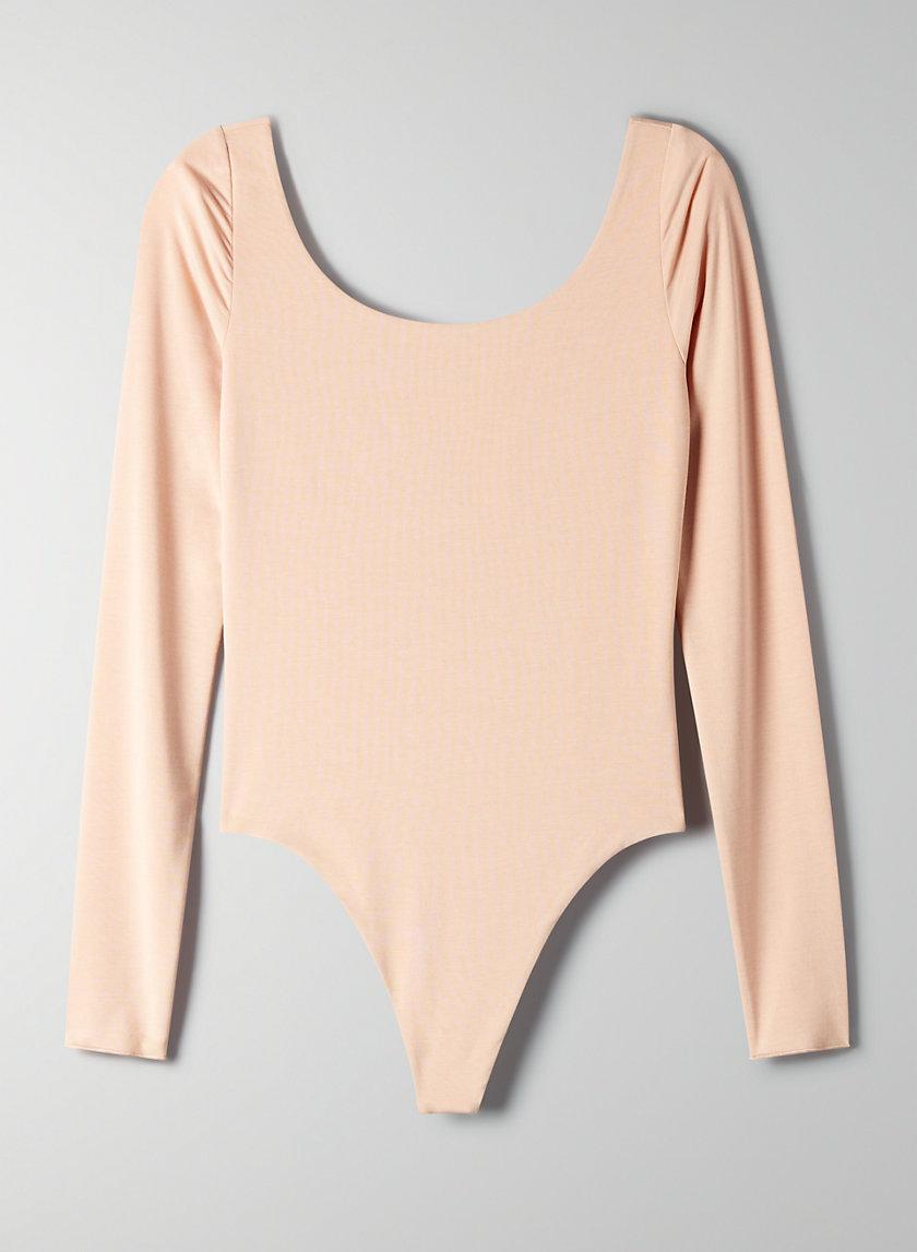 SONNET BODYSUIT - Long-sleeve bodysuit
