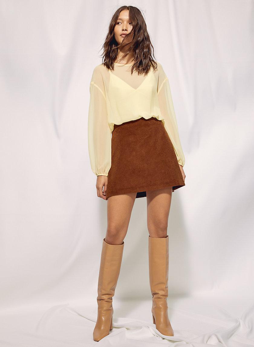 BODYSUIT BLOUSE - Long-sleeve bodysuit blouse