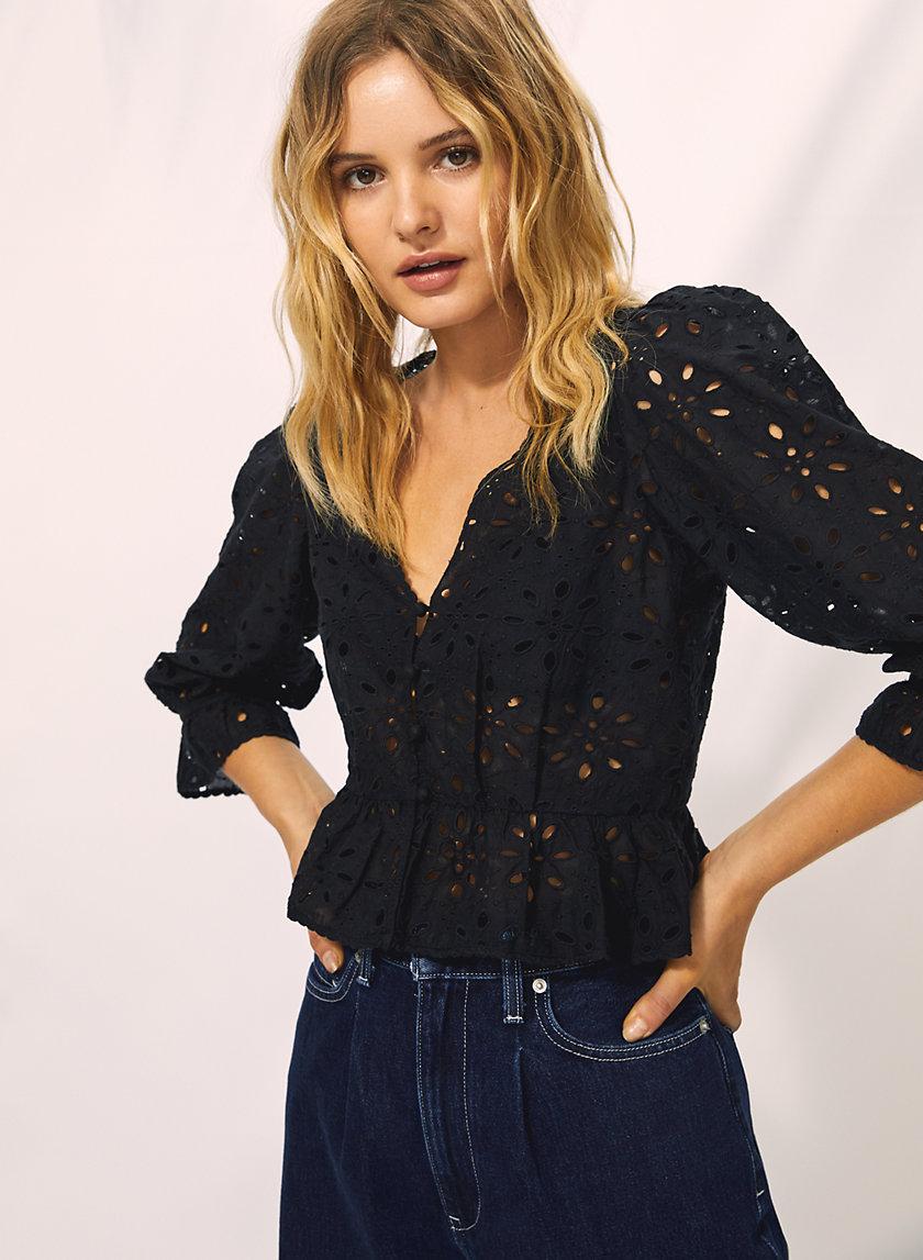 CARAVAN BLOUSE - Bohemian blouse