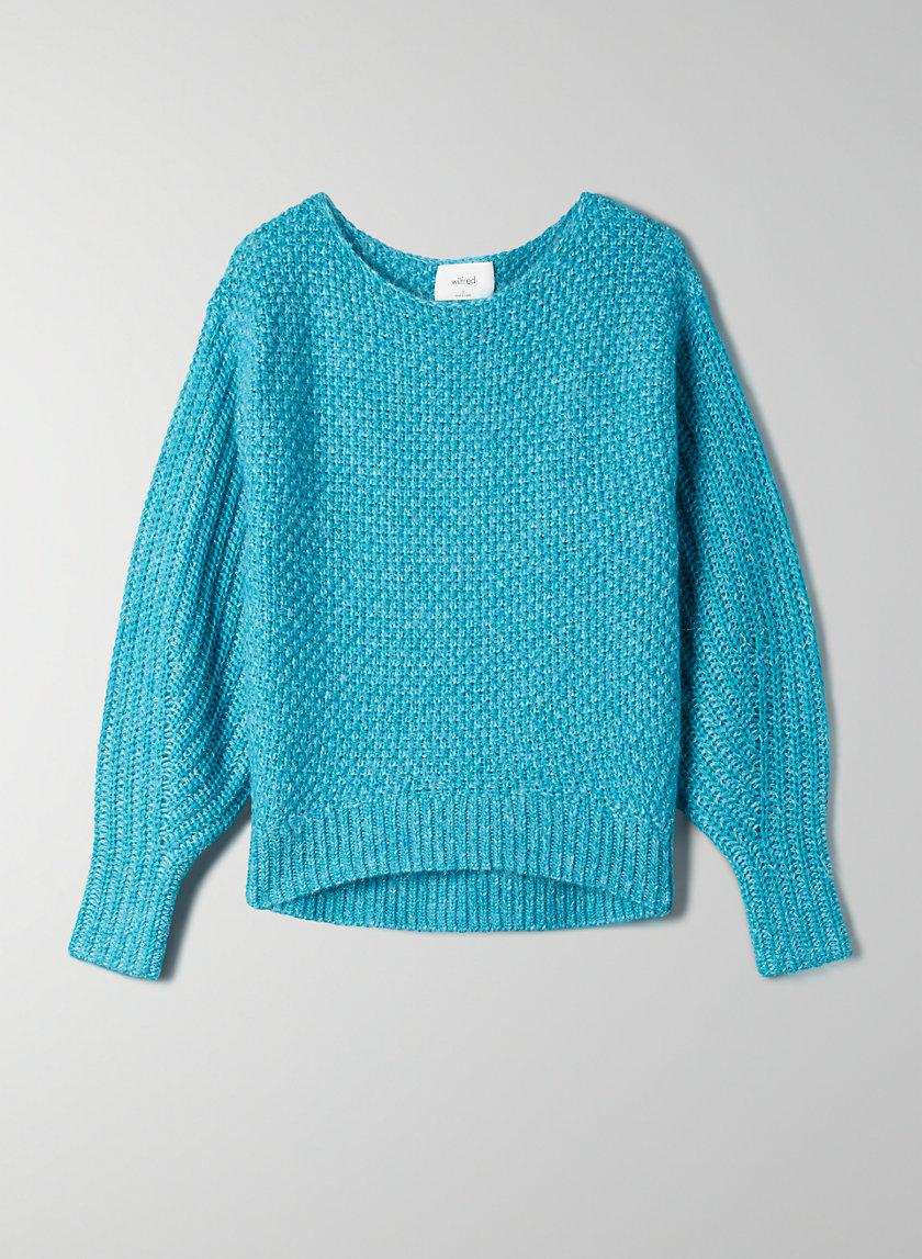 LIMERICK SWEATER - Raglan boatneck sweater