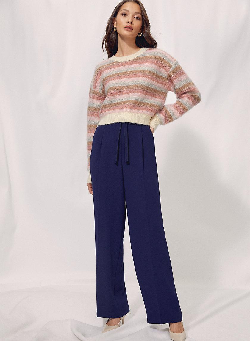 CADENCE SWEATER - Fair isle sweater