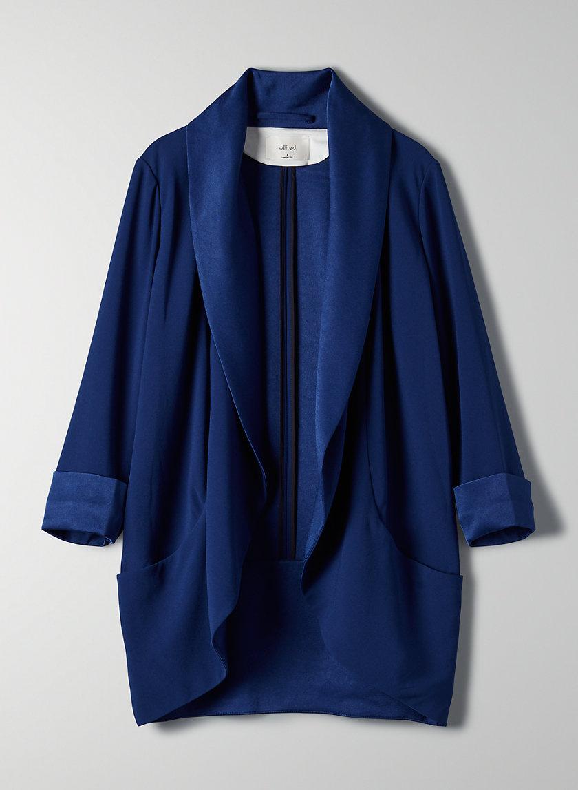 CHEVALIER JACKET - Oversized open blazer