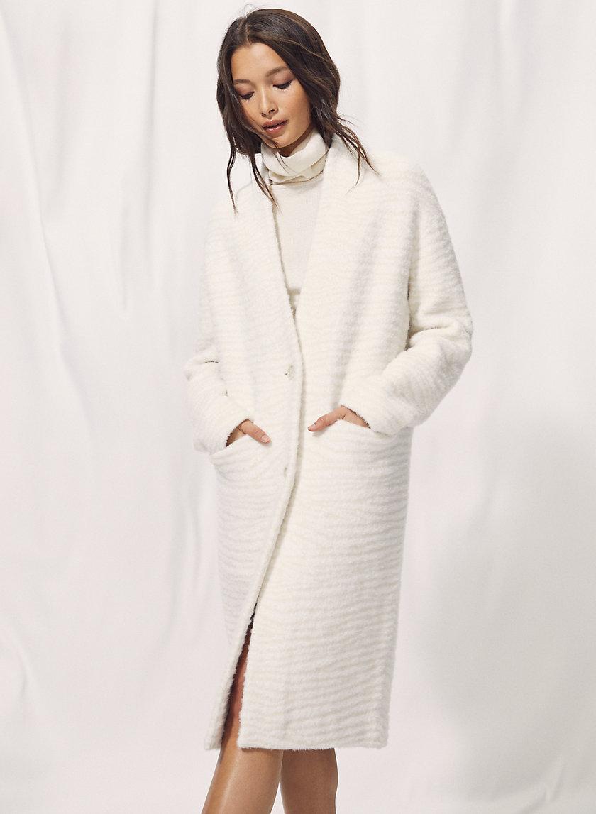 DUJARDIN JACKET - Merino wool jacket