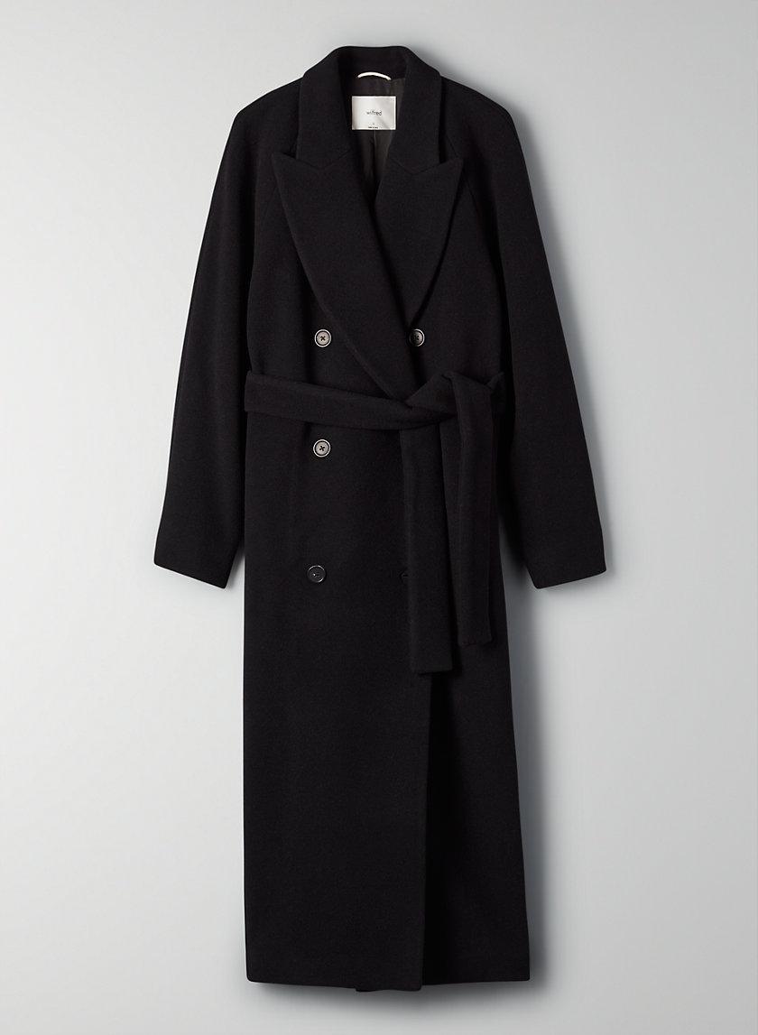 PRESCOTT WOOL COAT - Oversized wool coat