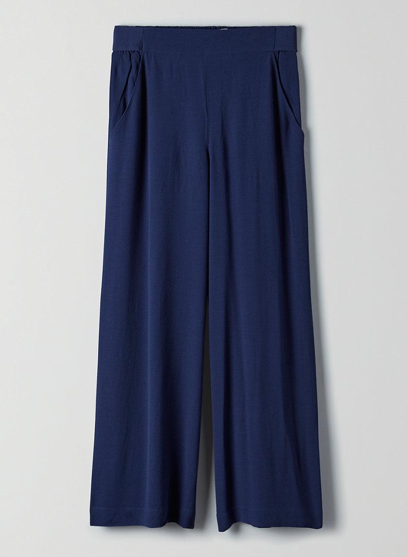 FAUN PANT - High-waisted, wide-leg pant