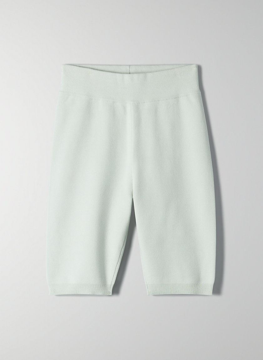 "MACKENZIE SHORT 9"" - High-waisted bike shorts"