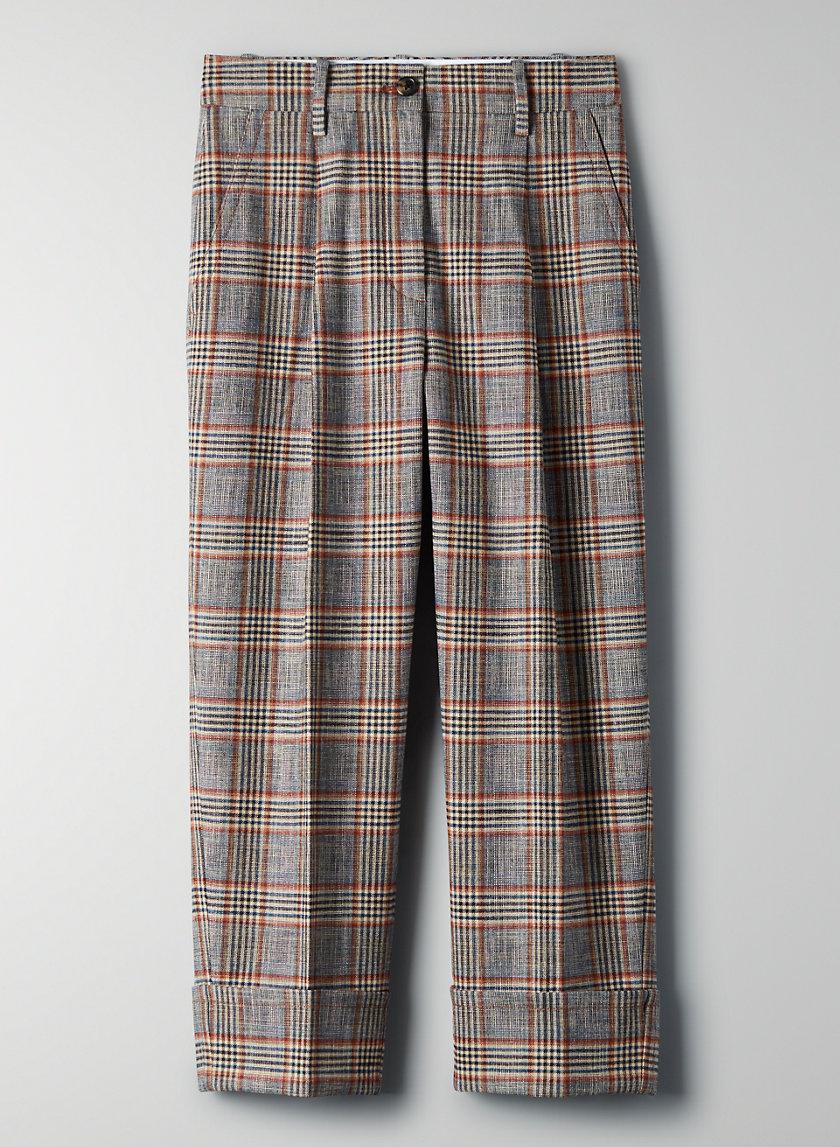 HAIKU PANT - High-waisted dress pants