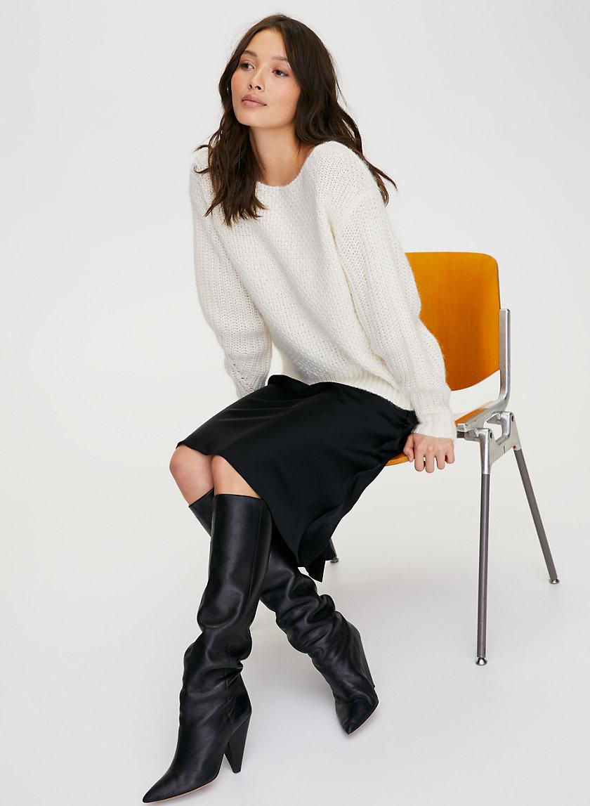 ONLY SLIP SKIRT - A-line slip skirt